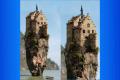Vedete questo castello? Non esiste!