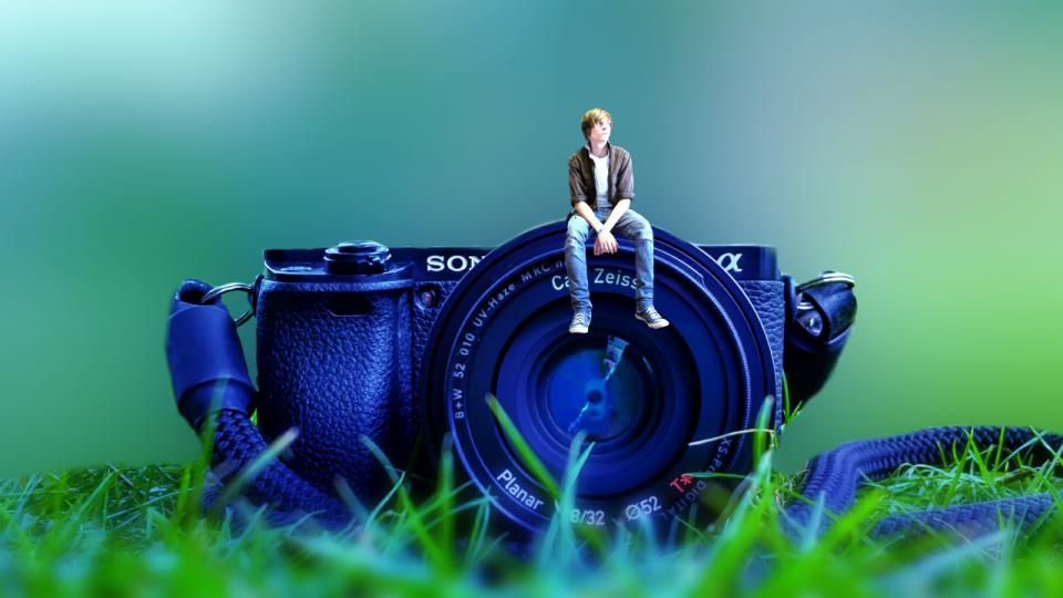 Modificare foto