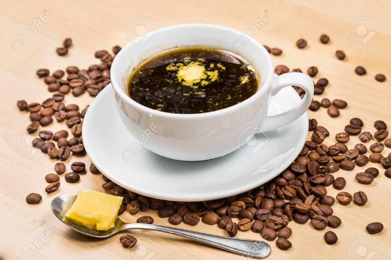caffè con burro