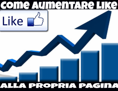 Come aumentare i like alla propria pagina Facebook