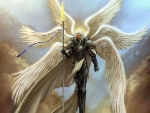 La gerarchia angelica e la vera forma degli angeli