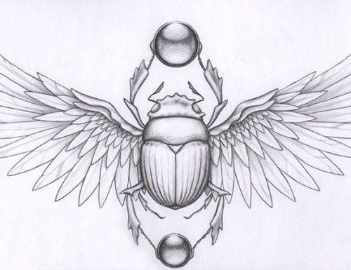 Cosa significa il simbolo egizio dello scarabeo?