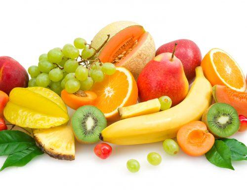La frutta fa ingrassare?