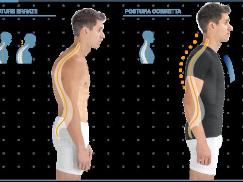 Come migliorare la propria postura