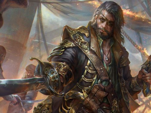 Perché i pirati hanno la benda? Perché seppellivano tesori?