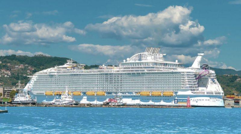 La nave da crociera più grande del mondo