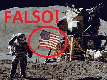 Il primo uomo sulla luna è un falso, ecco le prove della cospirazione!