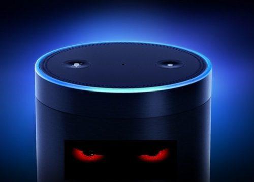 Frasi inquietanti pronunciate da Amazon Alexa