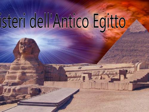 I misteri dell'antico Egitto ancora irrisolti