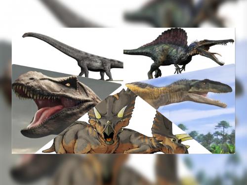I dinosauri più grandi mai esistiti