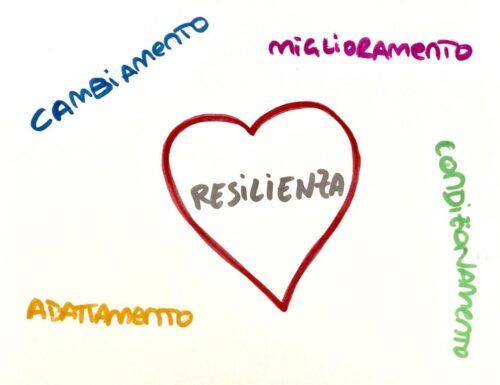 Qual è la differenza tra resistenza e resilienza?